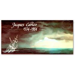 EMISSION COMMUNE (1984) CANADA : Jacques Cartier 1534-1984