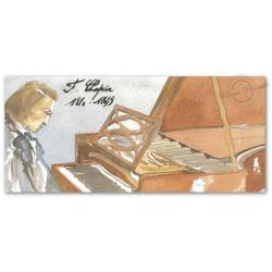 EMISSION COMMUNE (1999) POLOGNE : 150 ans mort Chopin