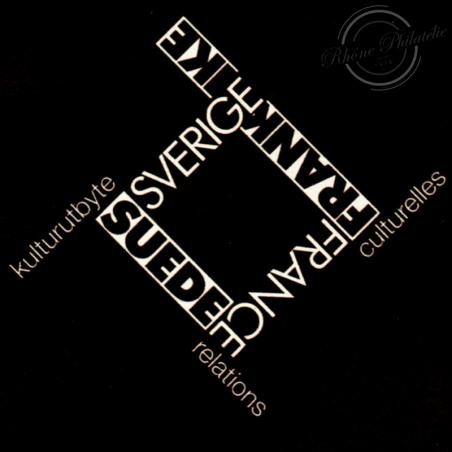 EMISSION COMMUNE (1994) SUEDE : relations culturelles