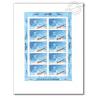 PA N°_66 JACQUELINE AURIOL 2003 LUXE feuille de 10 timbres