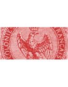 Colonies Générales Timbres Collection