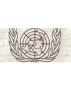 ONU Organisation Nations Unies Timbres Collection Semi-Modernes