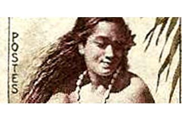 TP Polynésie Timbres Poste Collection