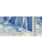 Inini Timbres Collection Colonie Française