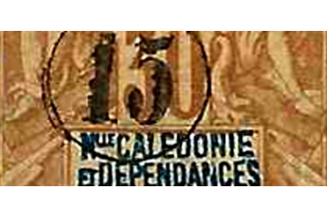 Nlle Caledonie Timbres Collection Colonie Française
