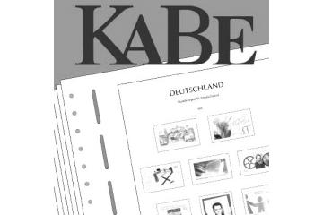 Marque KABE Album Reliure Matériel Accessoire Collection Timbres