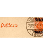 Wurtemberg Timbres Collection Zone Occupation Française