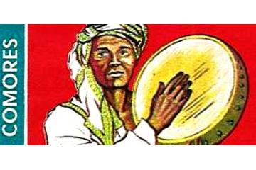 Comores Timbres Collection