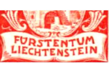 Semi-Modernes Liechtenstien Timbres Collection Ancien