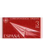 Collection Espagne Timbres Albums