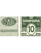 Collections Danemark Timbres Albums