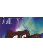 Collections de timbres d'Åland