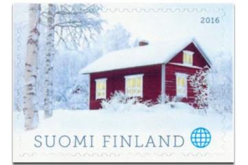 Collections de timbres de Finlande