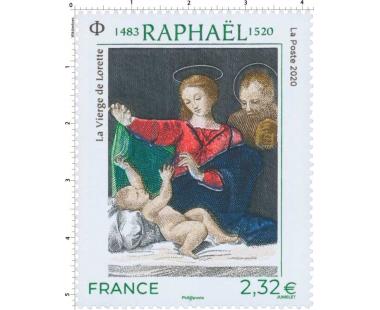 TIMBRE « La Vierge de Lorette ».